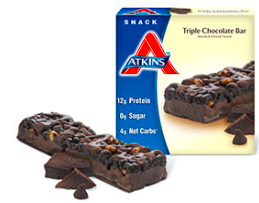Image of Advantage Snack Bar Triple Chocolate