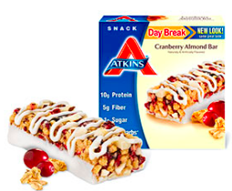 Image of Day Break Bar Cranberry Almond