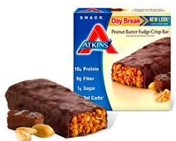 Image of Day Break Bar Peanut Butter Fudge Crisp