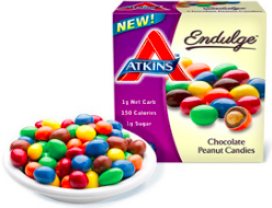 Image of Endulge Chocolate Peanut Candies