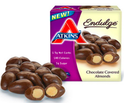 Image of Endulge Chocolate Covered Almonds