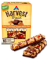 Image of Harvest Trail Bar Dark Chocolate Peanut Butter