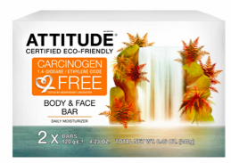 Image of Bar Soap Body & Face Daily Moisturizer