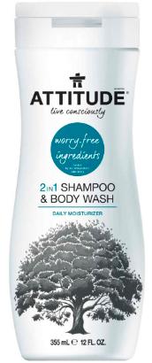 Image of 2-in-1 Shampoo & Body Wash Daily Moisturizer