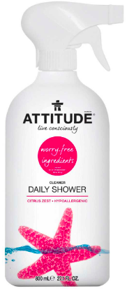 Image of Household Cleaner Daily Shower Citrus Zest
