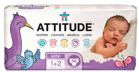 Image of Baby Diapers Size 1-2 (6-15 LBS)
