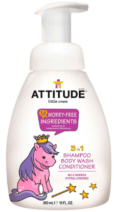 Image of Baby 3-in-1 Shampoo Wild Berries