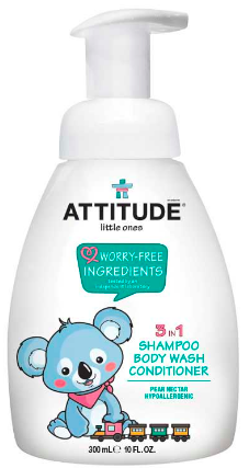 Image of Baby 3-in-1 Shampoo Pear Nectar