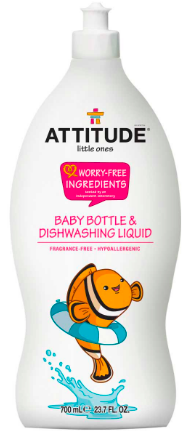 Image of Dishwashing Liquid Baby Fragrance Free