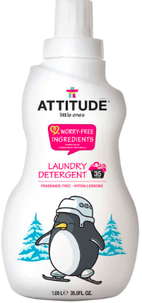 Image of Laundry Detergent 35 Loads for Baby Fragrance Free