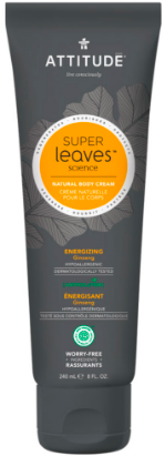 Image of Men's Body Cream Energizing