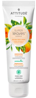 Image of Body Cream Energizing