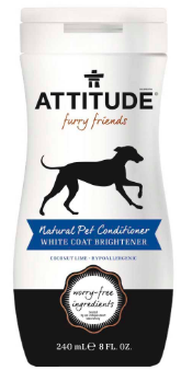 Image of Pet Conditioner White Coat Brightener