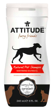Image of Pet Shampoo Soothing Oatmeal