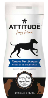 Image of Pet Shampoo White Coat Brightener