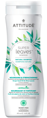 Image of Shampoo Nourishing & Strengthening (for Dry Damaged Hair)
