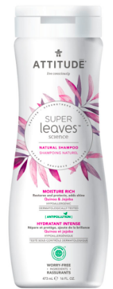Image of Shampoo Moisture Rich (for Dry Brittle Hair)