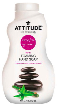 Image of Foaming Hand Soap Refill Coriander & Olive