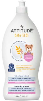 Image of Dishwashing Liquid Baby Bottle Sensitive Skin