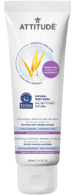 Image of Body Wash Sensitive Skin