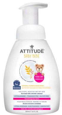 Image of Baby Sensitive Skin Foaming Hand Wash