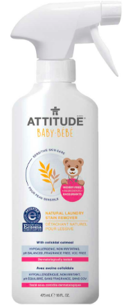Image of Laundry Stain Remover Baby Sensitive Skin
