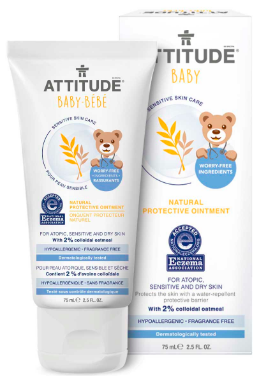 Image of Baby Sensitive Skin Protective Ointment