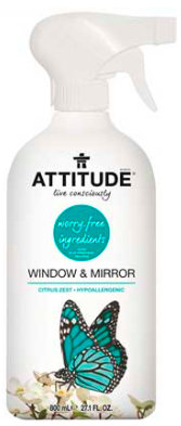 Image of Cleaner Window & Mirror Citrus Zest