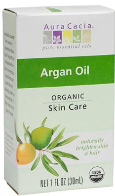 Image of Organic Skin Care Oils Argan Oil (Boxed)