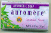 Image of Ayurvedic Bar Soap Lavender Neem