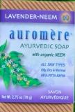 Image of Ayurvedic Bar Soap Lavender Neem