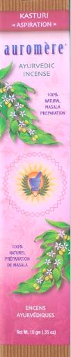 Image of Ayurvedic Incense Kasturi Aspirattion