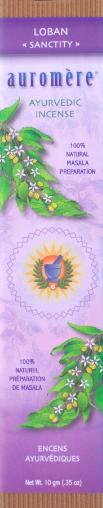 Image of Ayurvedic Incense Loban Sanctity