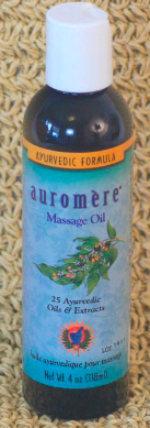 Image of Ayurvedic Massage Oil