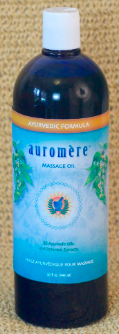 Image of Ayurvedic Massage Oil