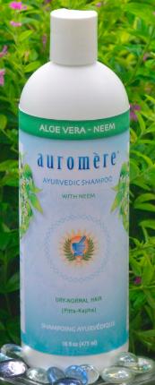 Image of Ayurvedic Shampoo Aloe Vera Neem