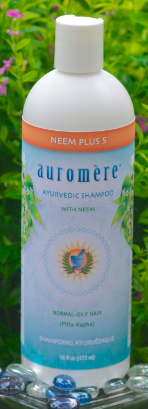 Image of Ayurvedic Shampoo Neem Plus 5 (Normal to Oily Hair)