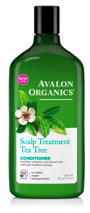 Image of Conditioner Scalp Treatment Tea Tree