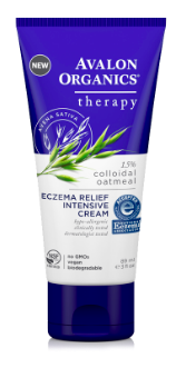 Image of Eczema Relief Intensive Cream