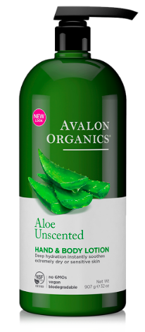 Image of Hand & Body Lotion Aloe Unscented