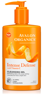 Image of Intense Defense with Vitamin C Cleansing Gel