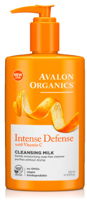Image of Intense Defense with Vitamin C Cleansing Milk