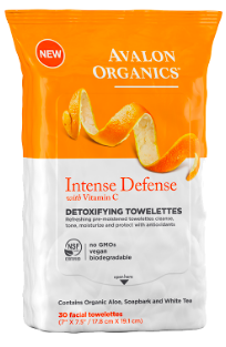 Image of Intense Defense with Vitamin C Detoxifying Towelettes