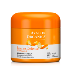 Image of Intense Defense with Vitamin C Renewal Cream