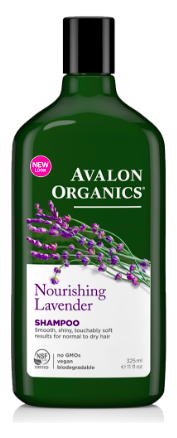 Image of Shampoo Nourishing Lavender (normal to dry hair)