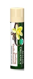 Image of Organic Lip Balm Soothing Vanilla Rosemary