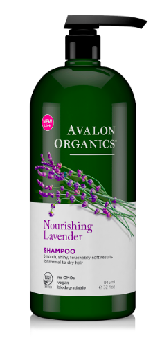 Image of Shampoo Nourishing Lavender (for normal to dry hair)