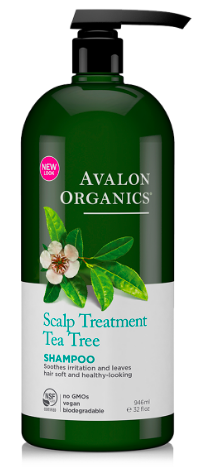 Image of Shampoo Scalp Treatment Tea Tree
