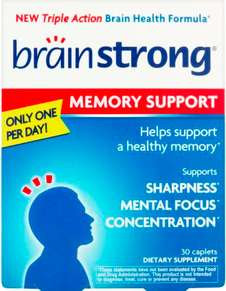 Image of Brainstrong Memory