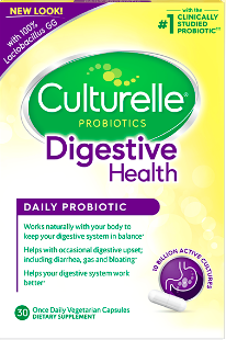 Image of Culturelle Probiotics Digestive Relief (contains Milk)